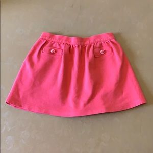 Gymboree pink skirt with pockets Size 5